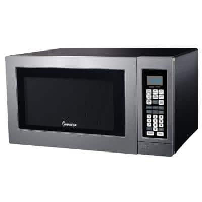 1.2 cu. ft. Over the Counter Convection Microwave in Stainless Steel with Grill Function