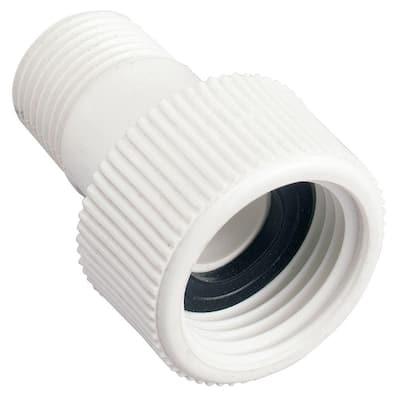 1/2 in. MNPT x 3/4 in. FHT PVC Swivel