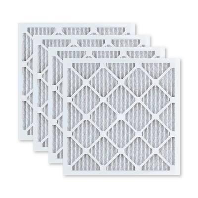 30  x 30  x 1  Superior Allergen Pleated FPR 9 Air Filter (4-Pack)