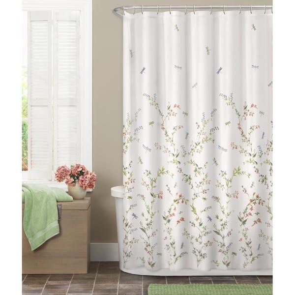 "69/""x70/"" 1698896789 CafePress Shasta Daisies Decorative Fabric Shower Curtain"