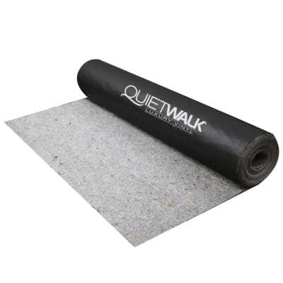 360 sq. ft. x 6 ft. x 60 ft. x 1/16 in. Acoustical Underlayment with Vapor Barrier for Luxury Vinyl Flooring
