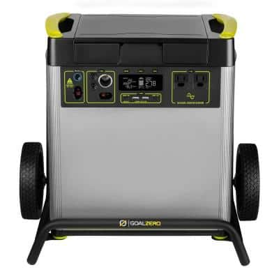 Yeti 6000X Portable Power Station 6071Wh Lithium Battery Generator 2000 Watt AC Inverter Home Backup Solar Generator