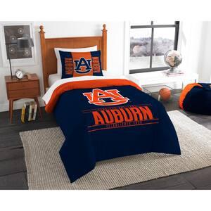 Auburn 2-Piece Modern Take Multi Twin Comforter Set