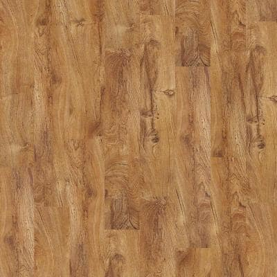 Hamilton 7 in. W Avalon Adhesive Luxury Vinyl Plank Flooring (34.98 sq. ft./case)