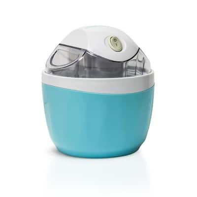 0.5 Qt. Aqua Electric Ice Cream Maker