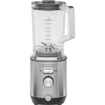 72- oz. 5-Speed Stainless Steel Blender with Personal Blender Cups