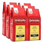12 oz. Cafe Special Medium-Dark Roast Premium Ground Coffee (6-Pack)