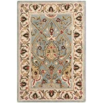 Persian Legend Gray/Ivory 2 ft. x 3 ft. Area Rug