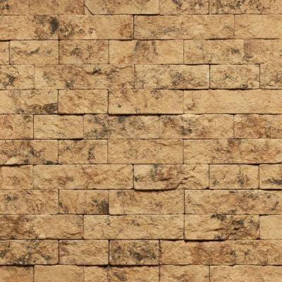 National True Dune Point Non-Rated Flat Stone Veneer (14.25 sq. ft. per Box)