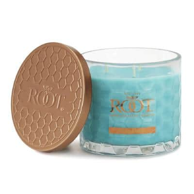 3 Wick Honeycomb Crisp Linen Scented Jar Candle