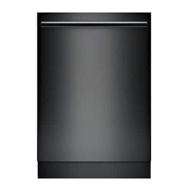 800 Series 24 in. Black Top Control Tall Tub Bar Handle Dishwasher with Stainless Steel Tub, CrystalDry, 42dBA