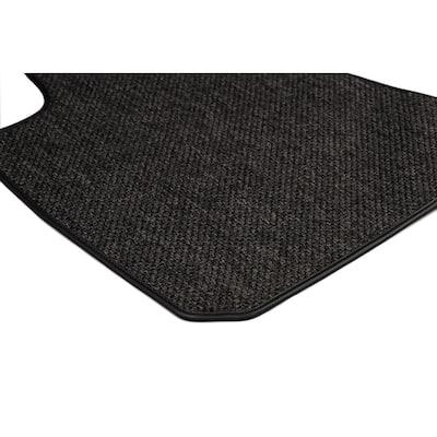 JVL 4010 Fully Tailored Carpet Car Mat Set for E Class W213 LHD 2016-On Black