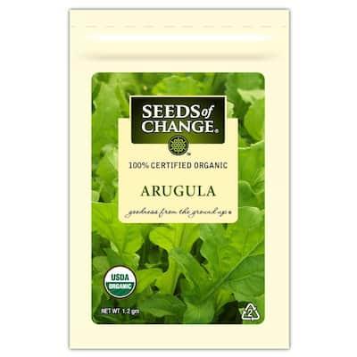 Arugula Seeds Pack