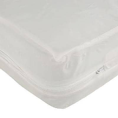 Bed Bug, Vinyl, and Waterproof Full Mattress Or Box Spring Cover