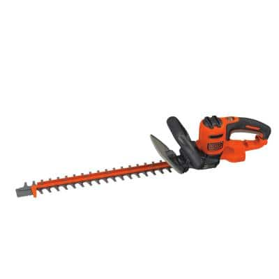 20 in. 3.8 Amp Corded Electric Hedge Trimmer