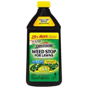 40 oz. Weed Stop for Lawns Concentrate Lawn Weed Killer