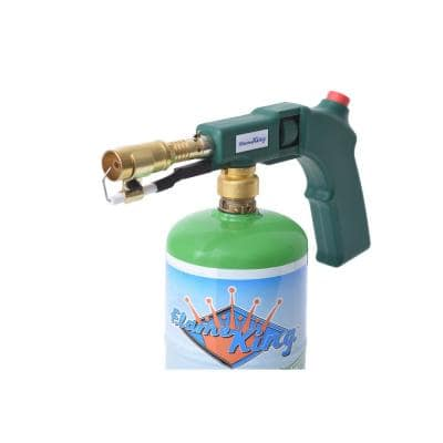 27,000 BTU Propane Handheld Torch with Self Ignition for 1 lb. Propane Cylinder