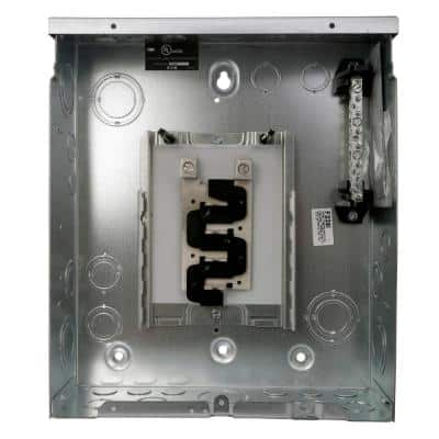 BR 125 Amp 8-Space 16-Circuit Indoor Main Lug Surface