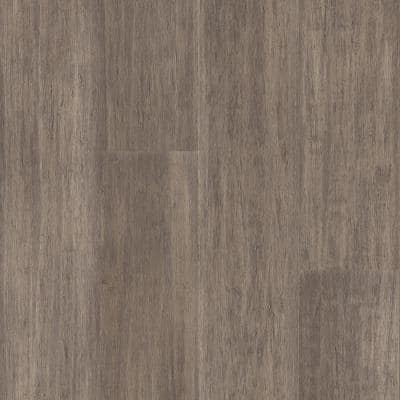 Boardwalk 14mm T x 5.37 in. W x 72in Solid Wide T and G Bamboo Flooring (26.89 sq. ft/case)