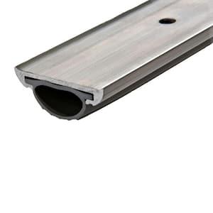 1-1/4-in x 36-in Silver Under Door Threshold