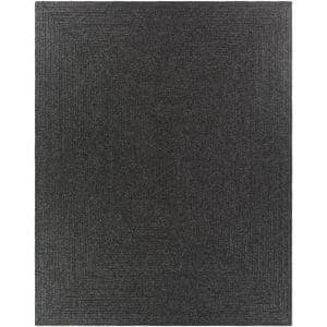 Artistic Weavers Fallon Charcoal 7 Ft 10 In X 10 Ft 2 In Indoor Outdoor Area Rug S00161043323 The Home Depot