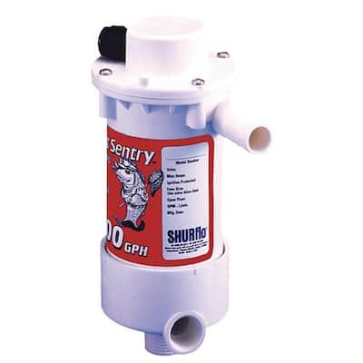 Bait Sentry Mag - Drive Livewell Pump, 1,100 GPH