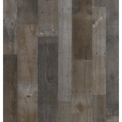 Weathered Grey Plank 32 Sq Ft Mdf