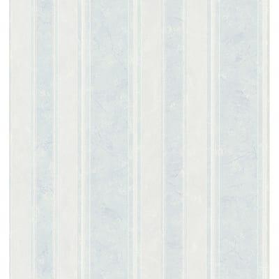 Marble Stripe Blue Wallpaper Sample