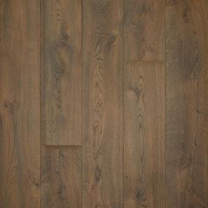 Outlast+ 7.48 in. W Chestnut Beluga Oak Waterproof Laminate Wood Flooring (19.63 sq. ft./case)