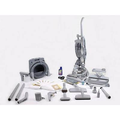 Reconditioned Diamond Vacuum Cleaner Upright Loaded with Tools Shampooer and 5-Year Warranty