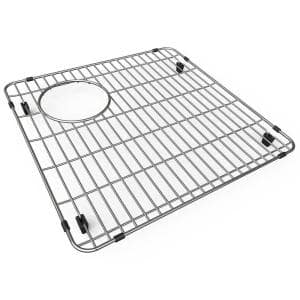 16.625 in. x 16.625 in. Bottom Grid for Kitchen Sink in Stainless Steel
