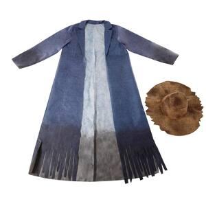 Scarecrow Costume Kit for 12 ft. Skeleton