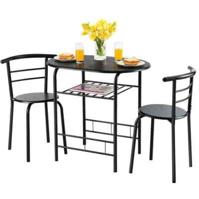 Seats 2 Dining Room Sets Kitchen Dining Room Furniture The Home Depot