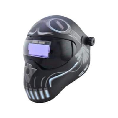 Skeletor I-Series Black EPF Welding Helmet