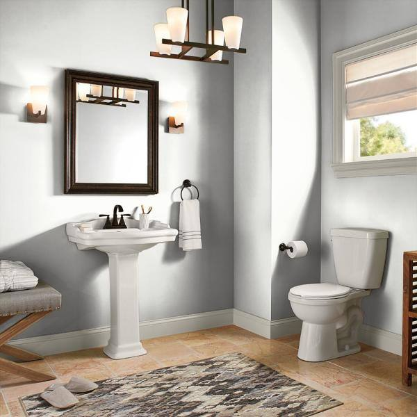 Behr Premium Plus 1 Gal Ultra Pure, Home Depot Bathroom Colors