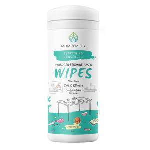 Everything Household Non-Toxic and Eco-Friendly Hydrogen Peroxide Based All-Purpose Cleaning Wipes (30-Count)