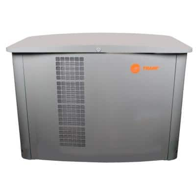 15,000-Watt LPG/NG Liquid Cooled Whole House Standby Generator with 200 Amp Automatic Transfer Switch