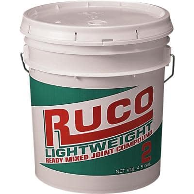4.5 Gal. Pre-mixed Lightweight Joint Compound