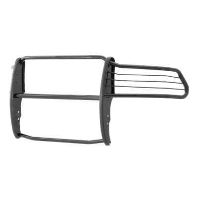 1-1/2-Inch Black Steel Grille Guard, No-Drill, Select Dodge, Ram 2500, 3500