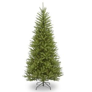 6.5 ft. Dunhill Fir Slim Artificial Christmas Tree