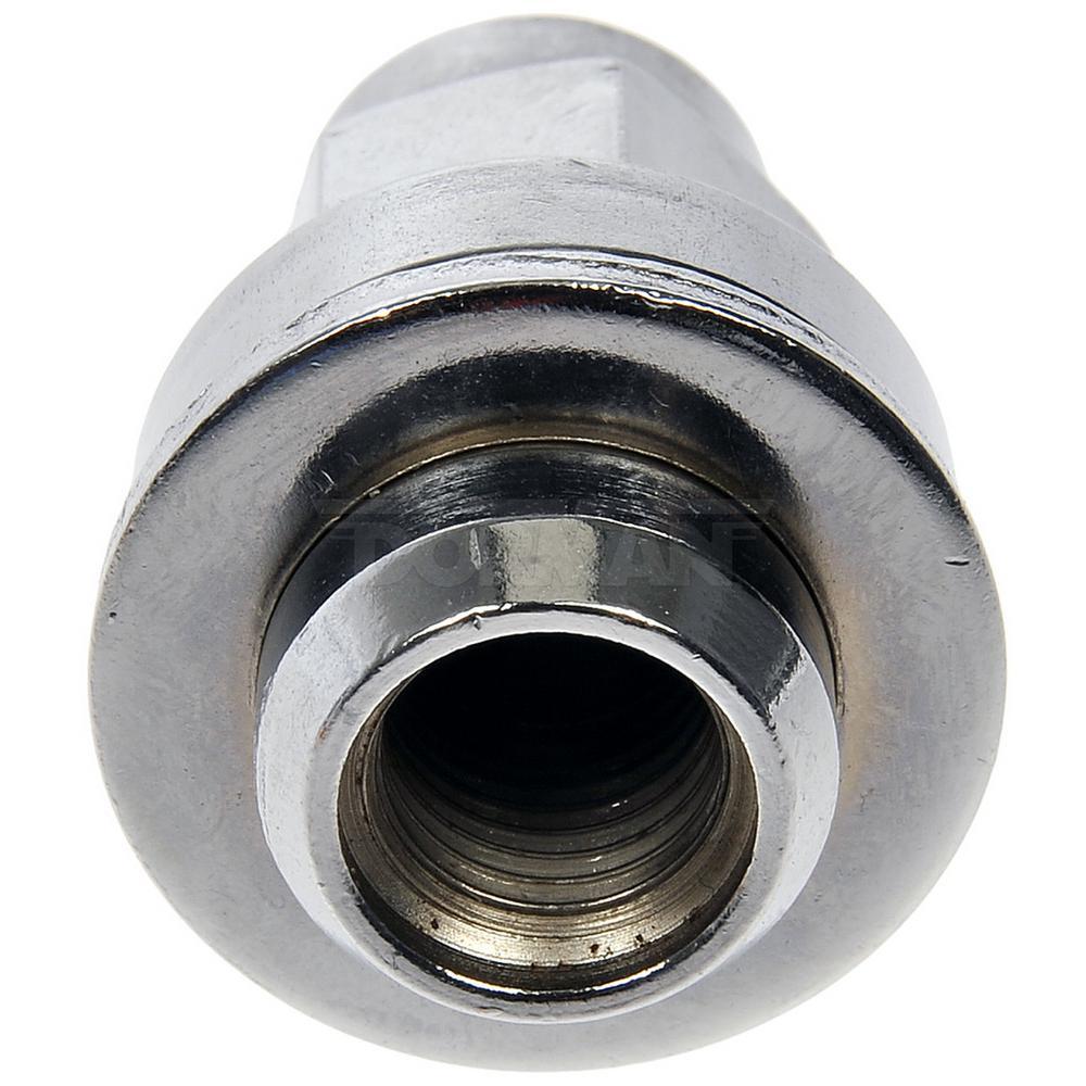 Wheel Nut M12-1.50 Metric - 19mm Hex, 41.6mm Length