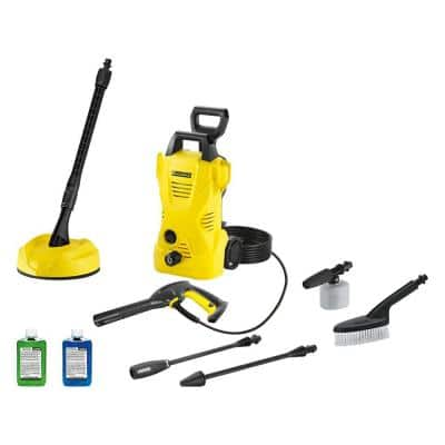 K2 CHK 1,600 PSI 1.25 GPM Water Electric Pressure Washer