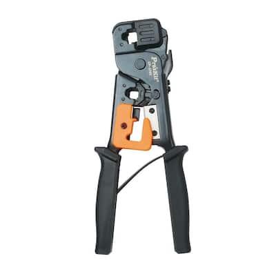 Non-Ratcheted Modular Crimper