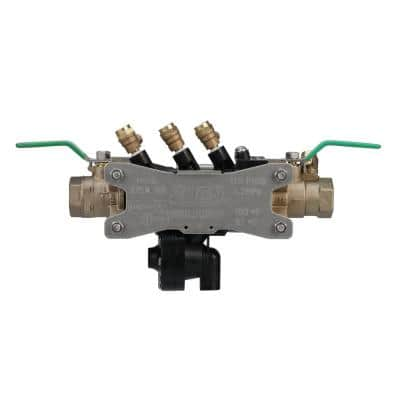 1 in. Lead-Free Brass Reduced Pressure Principle Assembly
