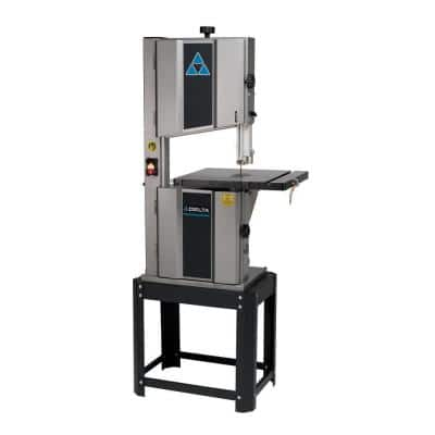 10 Amp 1HP 14 in. Steel Frame Band Saw, 2 Speed