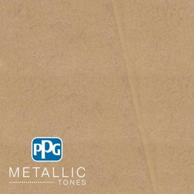 1 gal. #MTL133 Champagne Dreams Metallic Interior Specialty Finish Paint