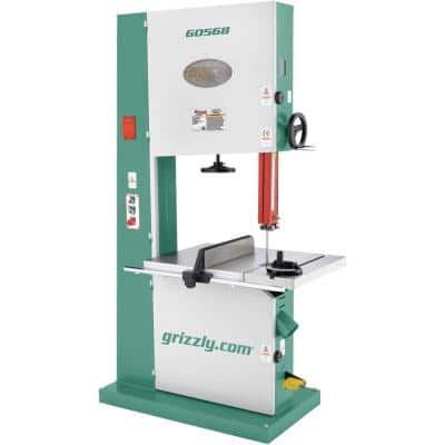 """24"""" Industrial Bandsaw 5 HP Single-Phase"""