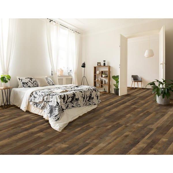 Length Laminate Flooring 21 26 Sq Ft, Monroe Park Collection Laminate Flooring Reviews