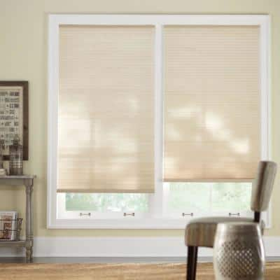 Sahara Cordless Light Filtering Cellular Shade  - 29 in. W x 64 in. L
