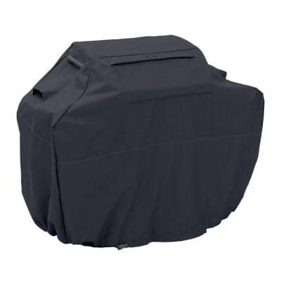 Ravenna Black 72 in. XX-Large BBQ Grill Cover